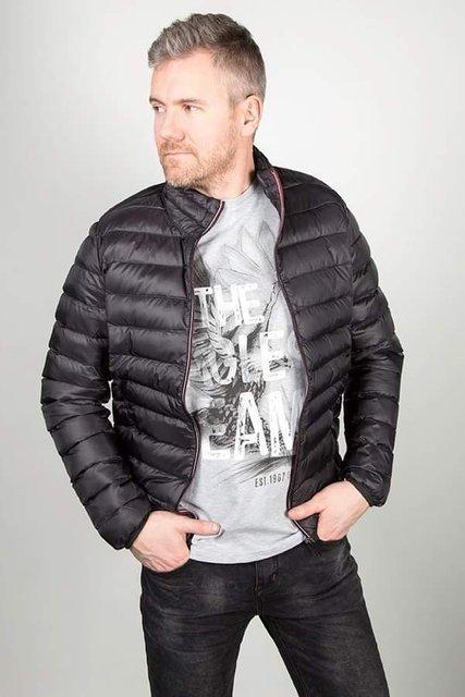 Kurtka męska J.Style czarna